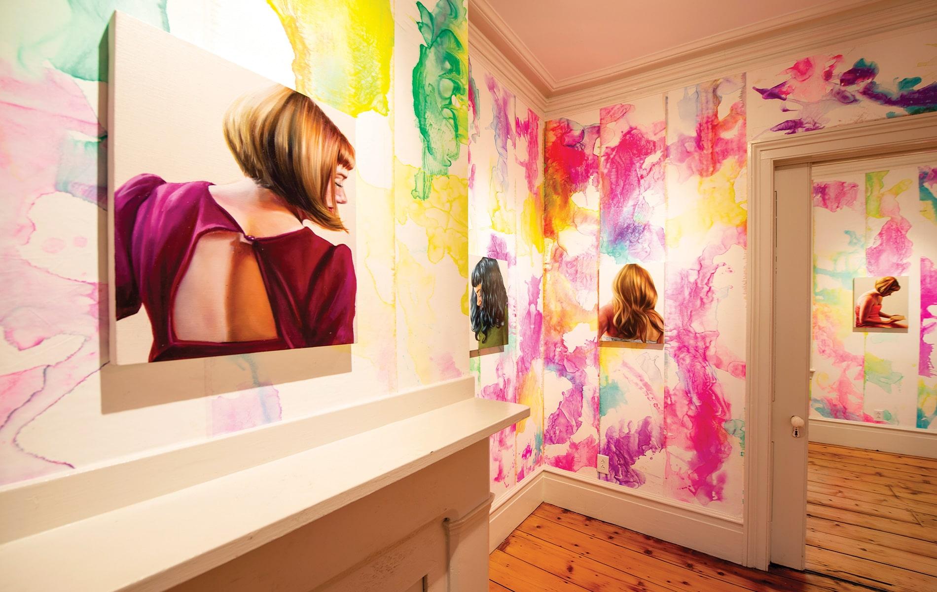 Angela Fraleigh, Edward Hopper House Museum