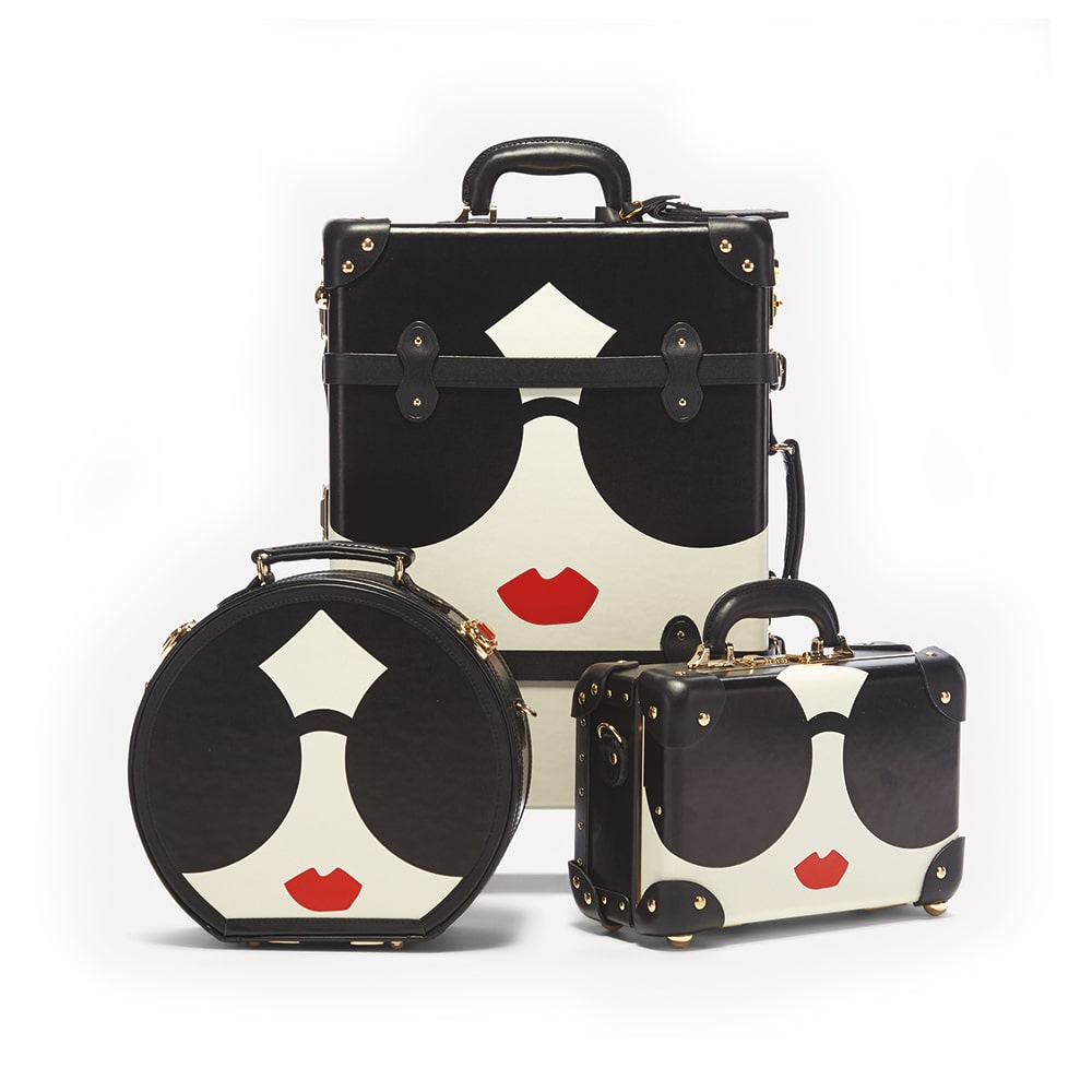 alice + olivia x SteamLine Luggage Collection
