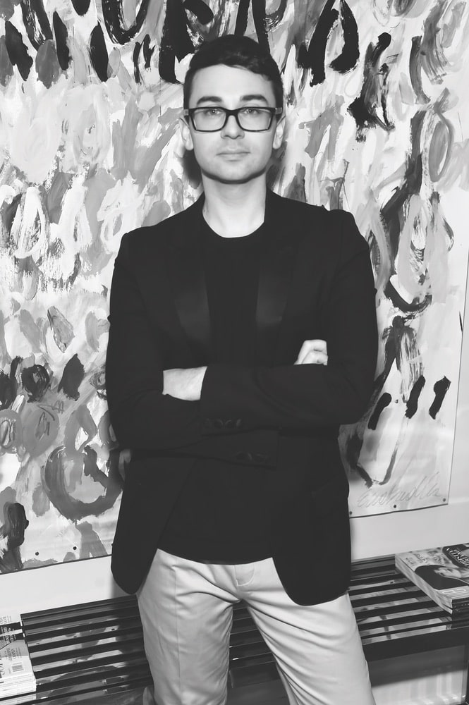 Designer, entrepreneur, and TV personality Christian Siriano