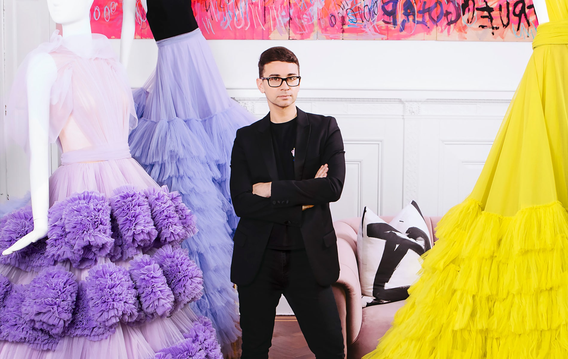 Christian Siriano, The Curated NYC