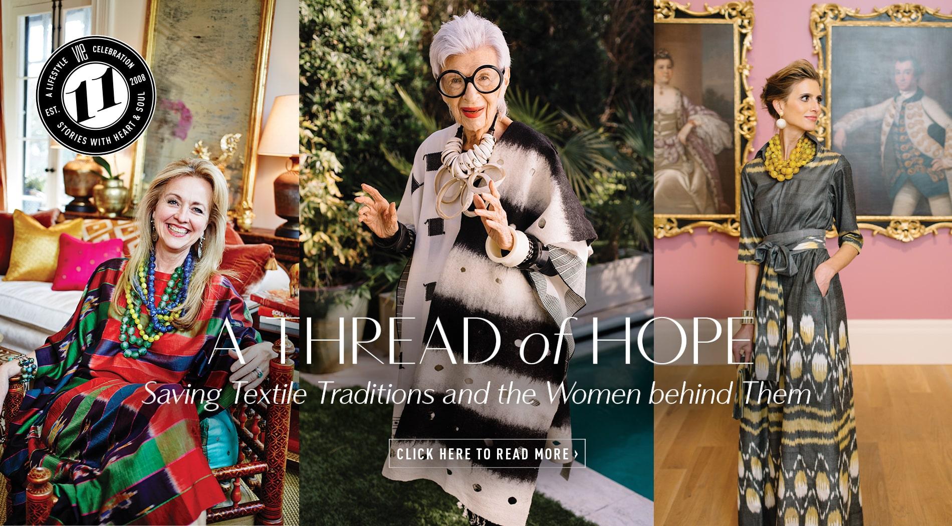 VIE Magazine - June 2019 - Fashion Edit - Ibu Charleston