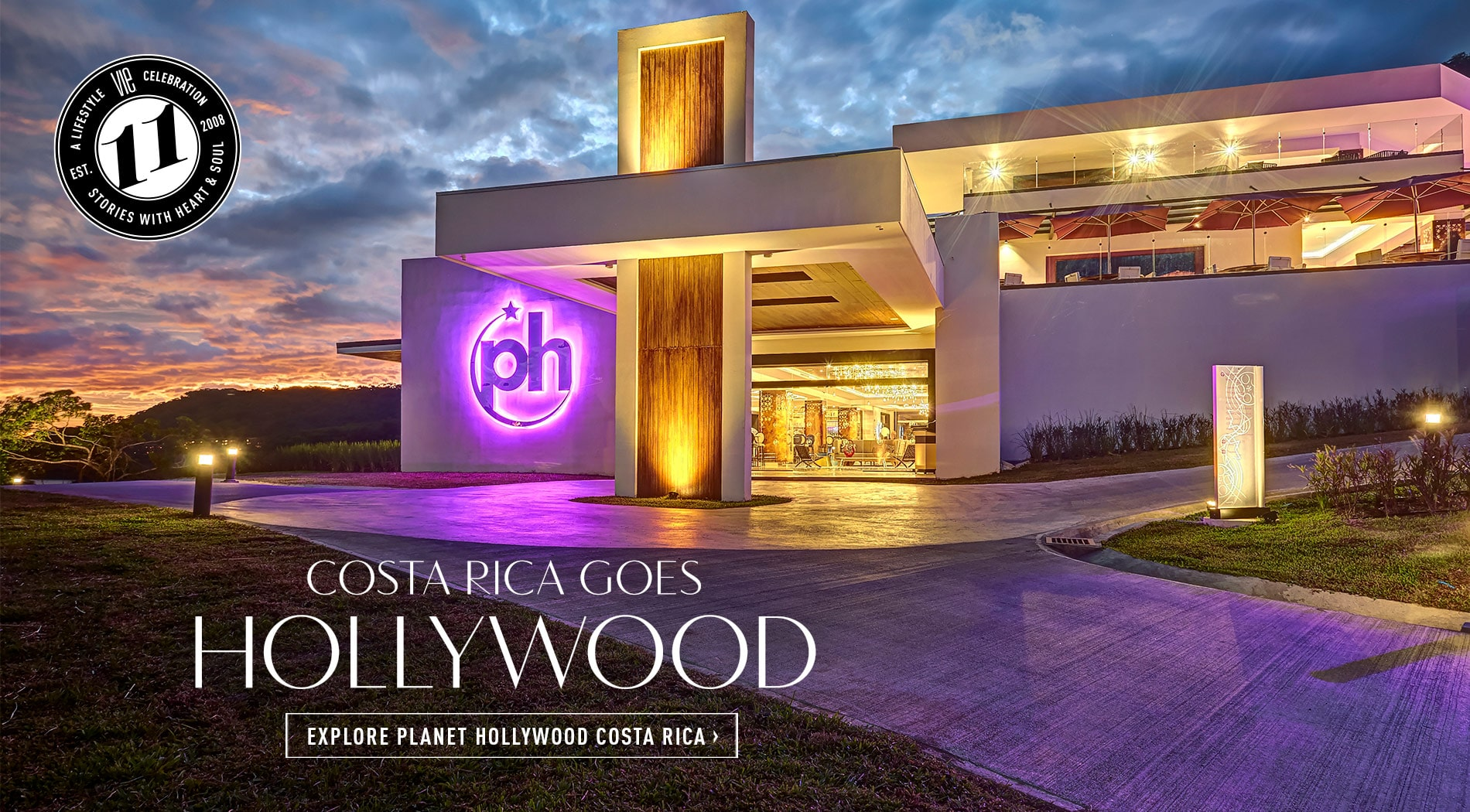 VIE Magazine - June 2019 - Fashion Edit - Planet Hollywood Costa Rica