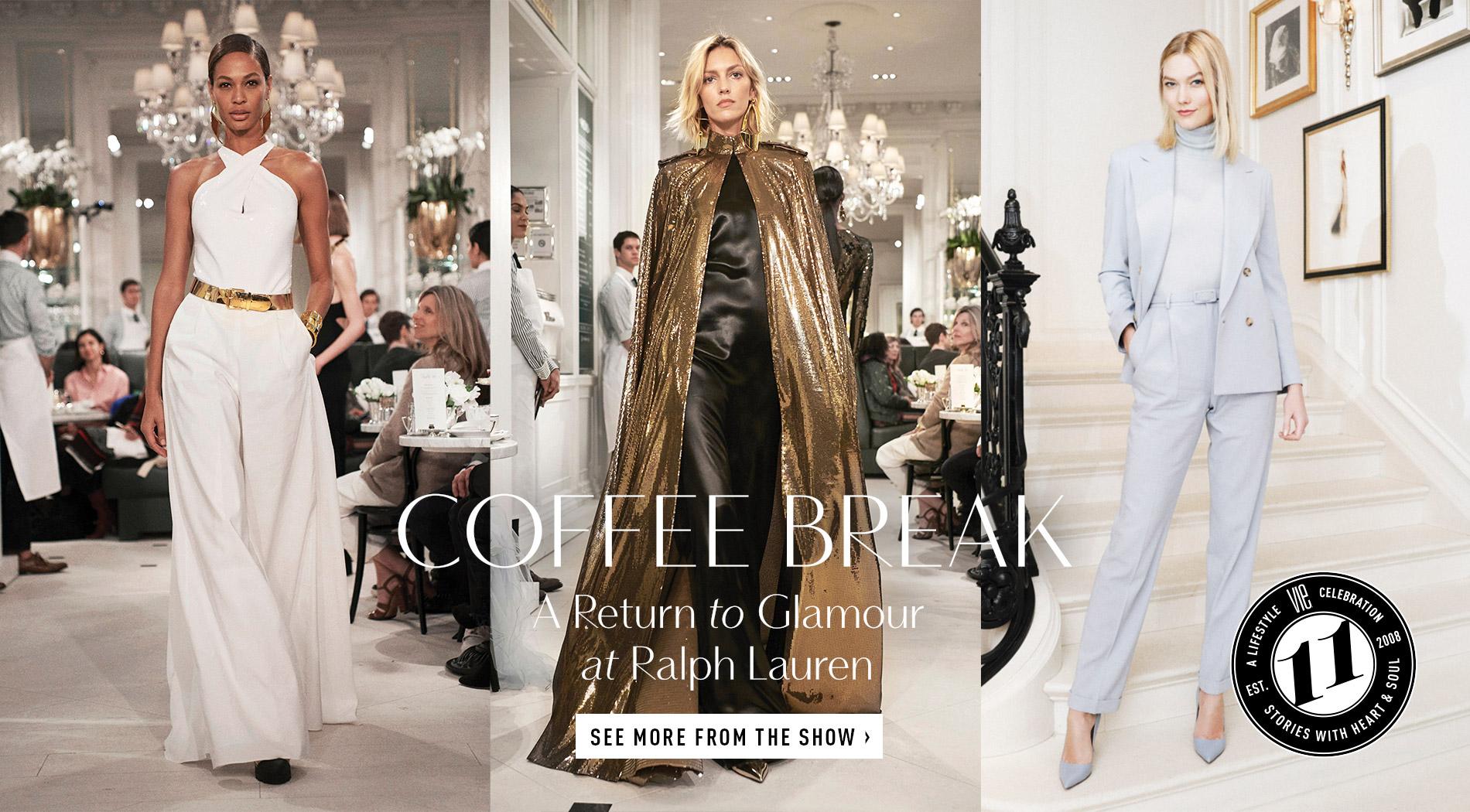 VIE Magazine - June 2019 - Fashion Edit - Ralph Lauren Cafe