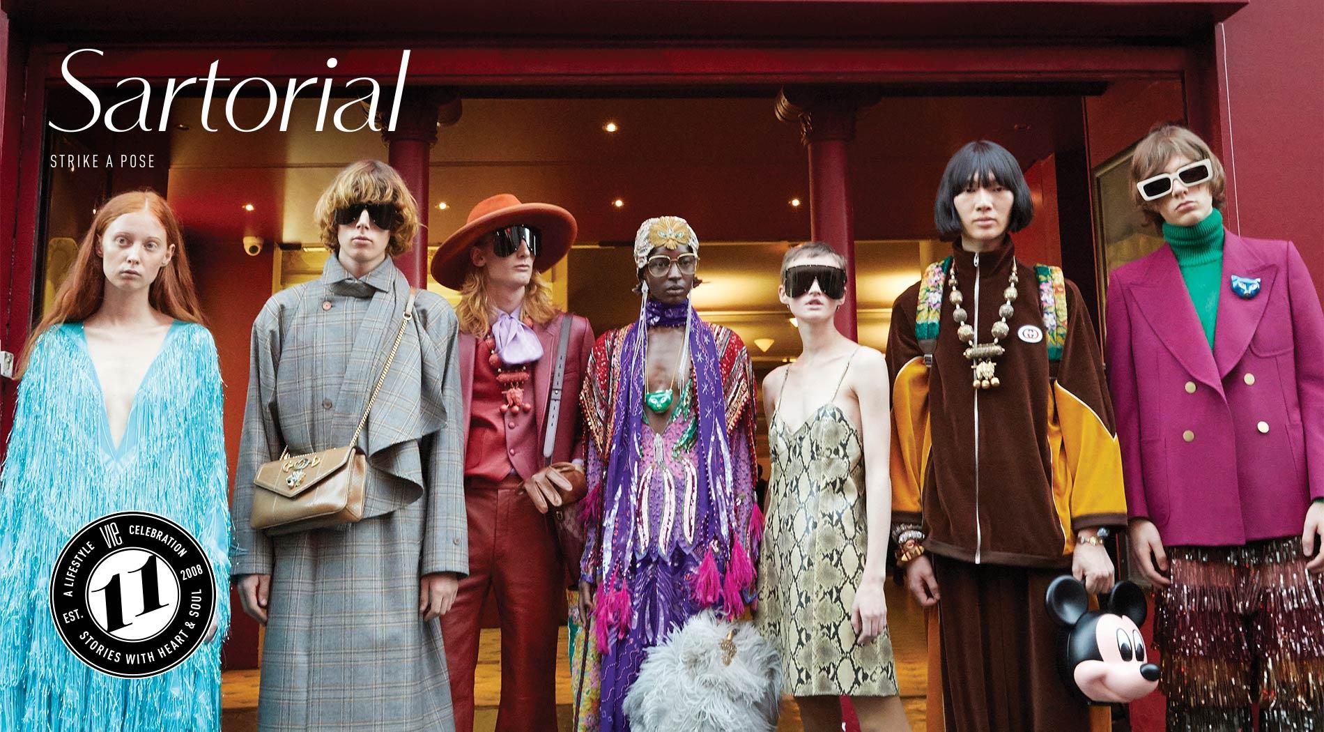 VIE Magazine - June 2019 - Fashion Edit - Sartorial
