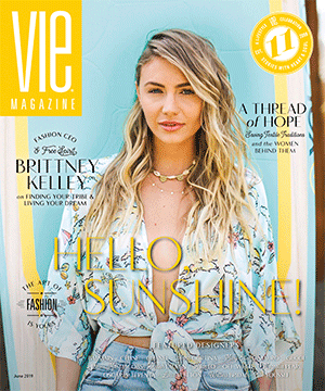 VIE Magazine - June 2019 - Fashion Edit