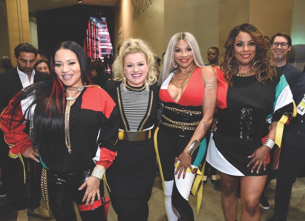 BMA, BBMA, BBMAs, Billboard, Billboard Music, Billboard Music Awards, MGM Grand, MGM Grand Garden Arena, Las Vegas, Sandra Denton, Cheryl James, DJ Spinderella, Salt-N-Pepa