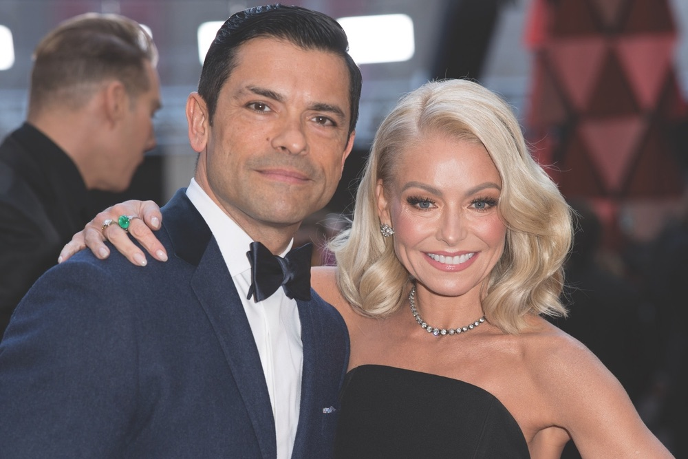 Academy Awards 2018, Academy Awards, 90th Academy Awards, The Oscars, Academy of Motion Picture Arts and Sciences, Dolby Theatre, Mark Consuelos, Kelly Ripa
