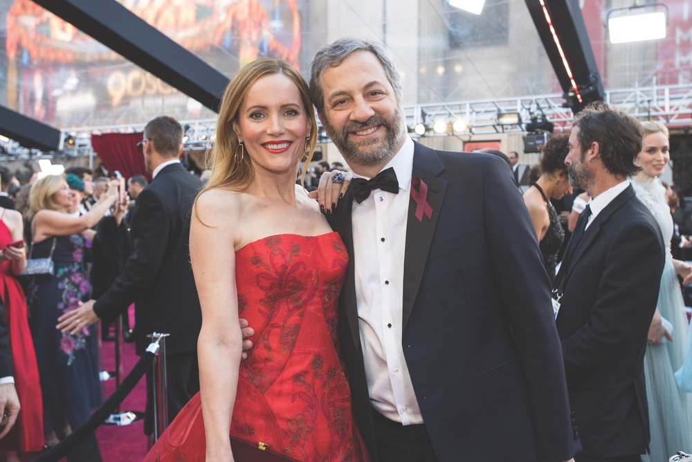 Academy Awards 2018, Academy Awards, 90th Academy Awards, The Oscars, Academy of Motion Picture Arts and Sciences, Dolby Theatre, Leslie Mann, Judd Apatow