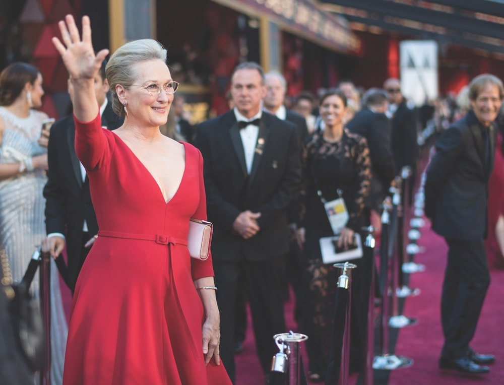 Academy Awards 2018, Academy Awards, 90th Academy Awards, The Oscars, Academy of Motion Picture Arts and Sciences, Dolby Theatre, Meryl Streep
