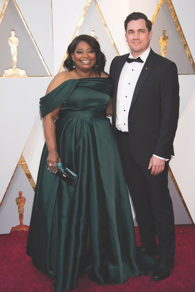 Academy Awards 2018, Academy Awards, 90th Academy Awards, The Oscars, Academy of Motion Picture Arts and Sciences, Dolby Theatre, Octavia Spencer, Tate Taylor