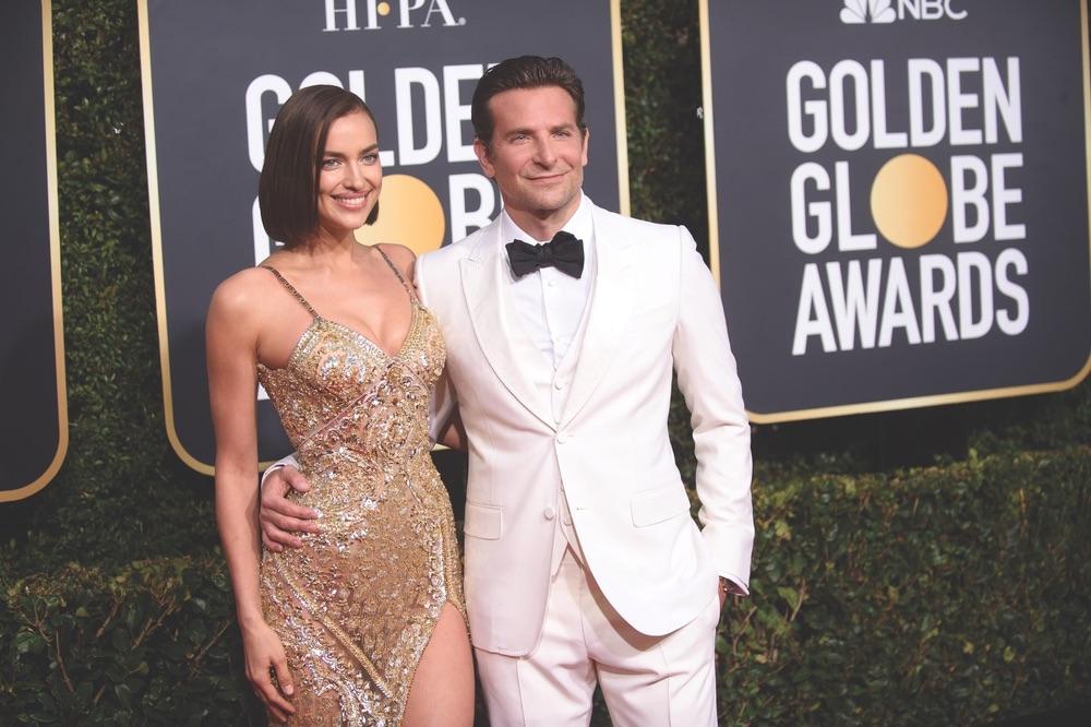 76th Golden Globe Awards, Beverly Hilton, Beverly Hills, Hollywood Foreign Press Association, red carpet, award season, Golden Globes, Bradley Cooper, Irina Shayk