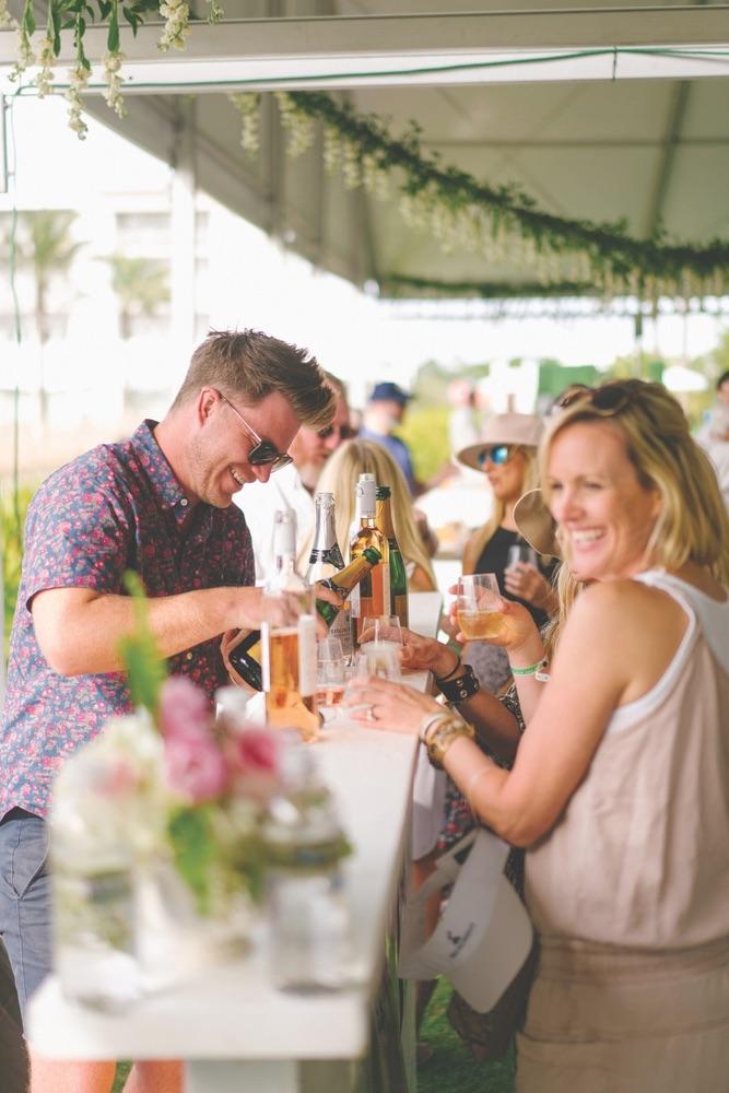 30A Wine Festival 2019, 30A Wine Festival, Alys Beach Pure 7 Studios, Dear Wesleyann, Rosé & Croquet