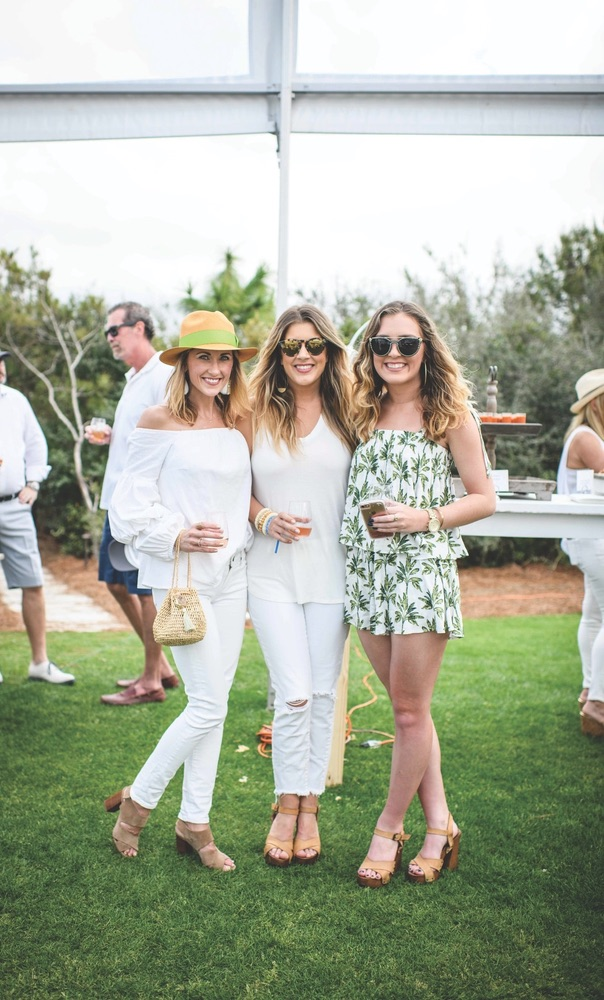30A Wine Festival, Alys Beach, Wine Festival, Children's Volunteer Health Network, CVHN, Amy Giles, Brenna Kneiss, Abigail Ryan, Wardrobe Made Simple, Brenna Kneiss Photo Co, Strength and Dignity Style, Bonjwing Lee, Ulterior Epicure
