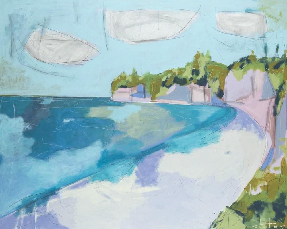 Dorothy Shain Art, Eli Warren