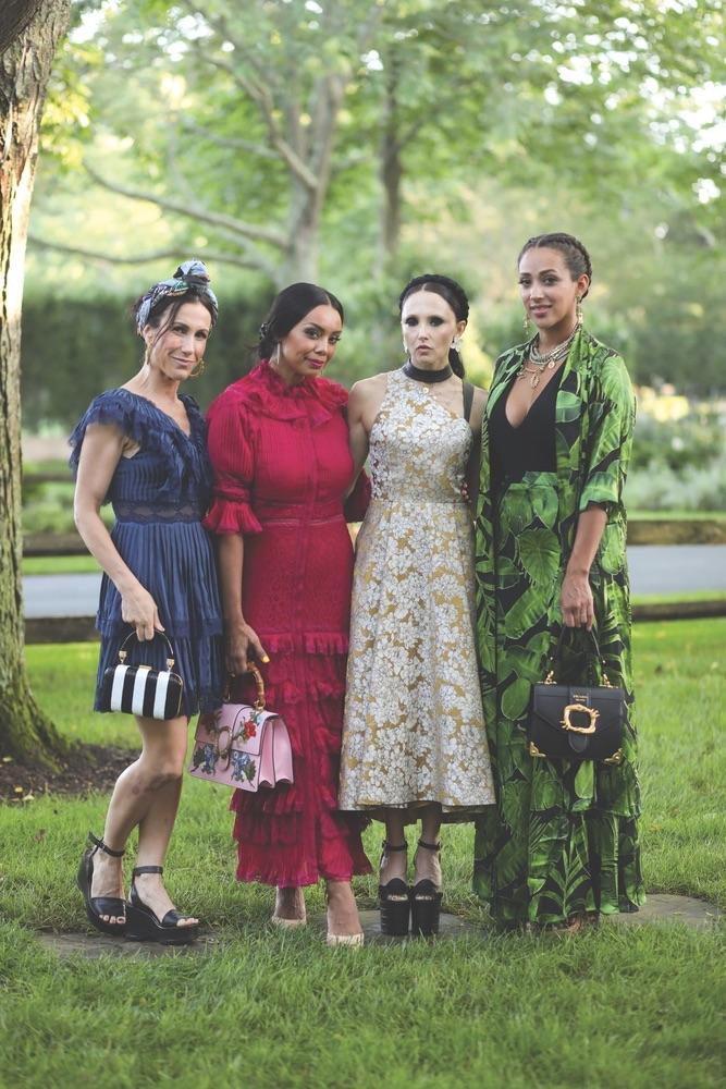 GOOD+ Foundation, GOOD+ Foundation Hamptons Summer Dinner, Jessica Stark, Brandi Garnett, Stacey Bendet, Julie Pierce
