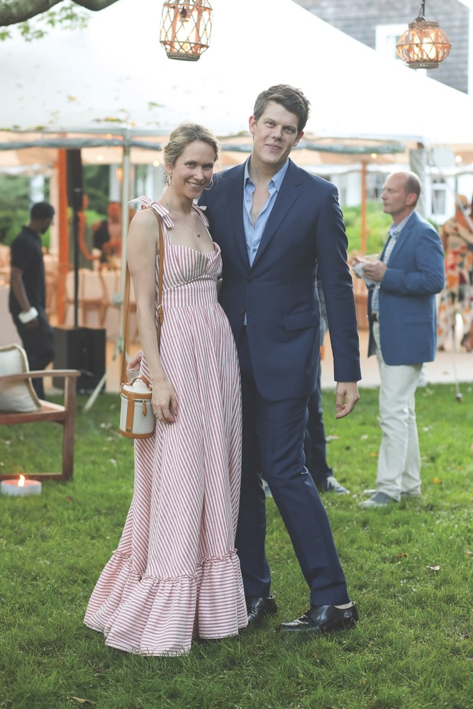 GOOD+ Foundation, GOOD+ Foundation Hamptons Summer Dinner, Indre Rockefeller, Wes Gordon