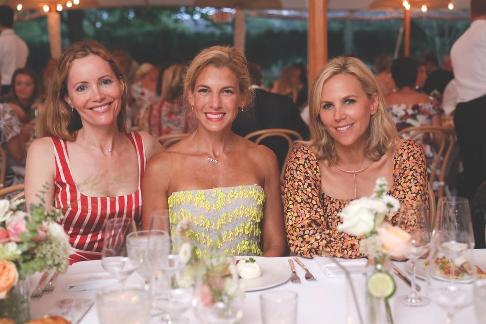 GOOD+ Foundation, GOOD+ Foundation Hamptons Summer Dinner, Leslie Mann, Jessica Seinfeld, Tory Burch