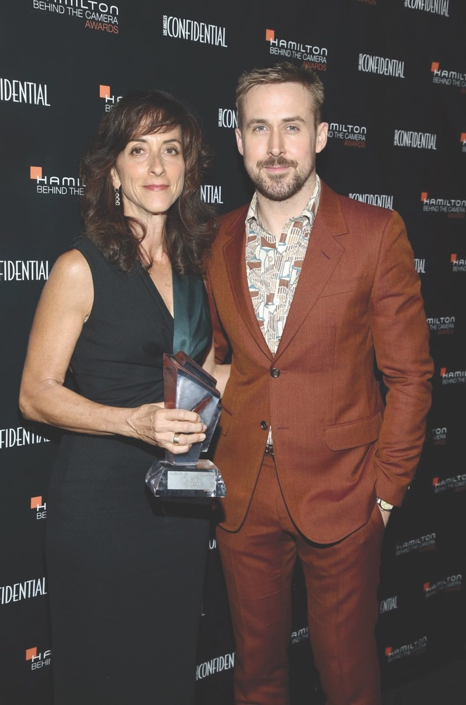 Hamilton Behind the Camera Awards, The Exchange LA, Mary Zophres, Ryan Gosling