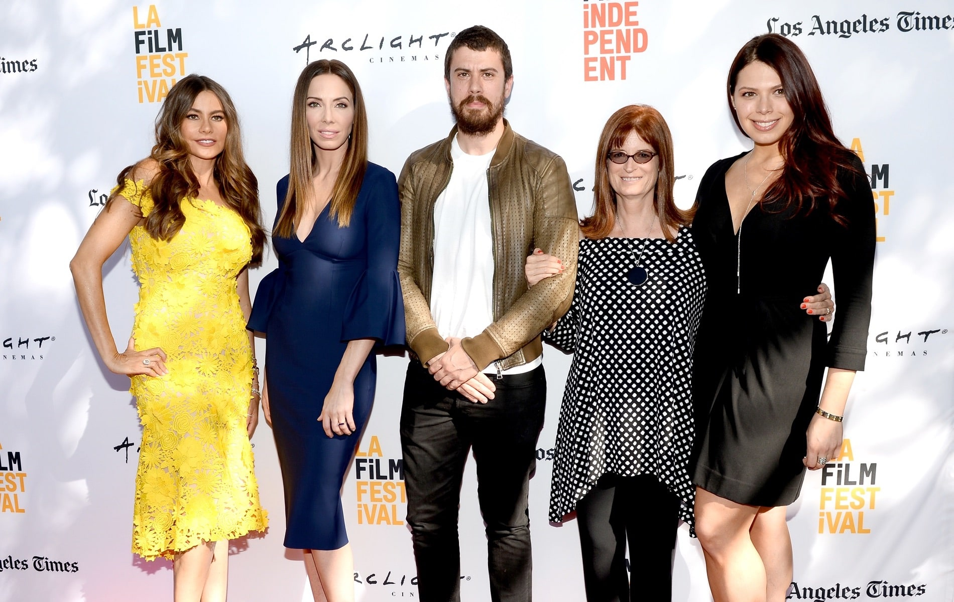 LAFF, LAFF2017, LAFILMFEST17, Sofia Vergara, Whitney Cummings, Toby Kebbell, Louann Brizendine, Erika Olde, The Female Brain, Los Angeles Film Festival, Arclight Cinemas Culver City, Culver City, California