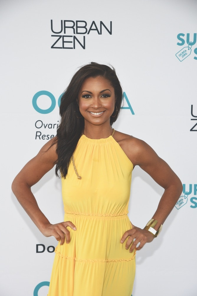 celebrities, Eboni Williams, OCRFA, Ovarian Cancer Research Fund Alliance, Super Saturday, Watermill, New York
