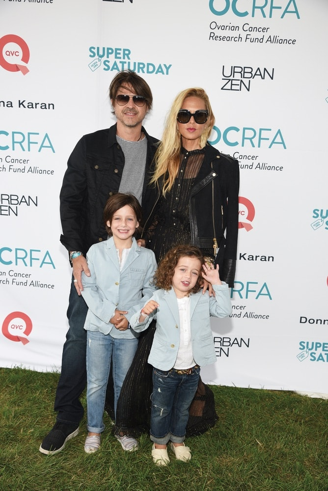 celebrities, Rachel Zoe, Rodger Berman, OCRFA, Ovarian Cancer Research Fund Alliance, Super Saturday, Watermill, New York