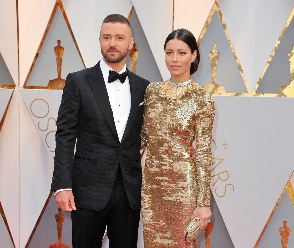 Academy Awards, actress, award season, awards, California, designer, film, Hollywood, Hollywood California, Jessica Biel, Justin Timberlake, Kaufman Franco, Movies, Oscars, singer, Tiffany, Tom Ford