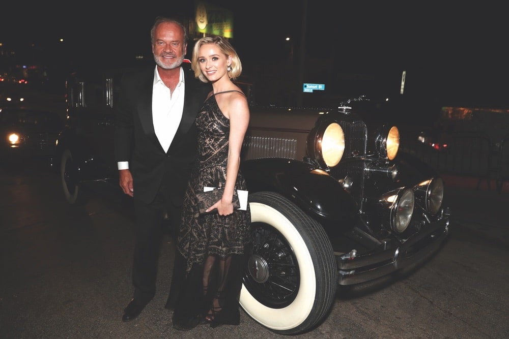 Arts Culture and Entertainment, celebrities, Amazon, Amazon Prime Video, The Last Tycoon, Chateau Marmont, Los Angeles, California, Kelsey Grammer, Greer Grammer
