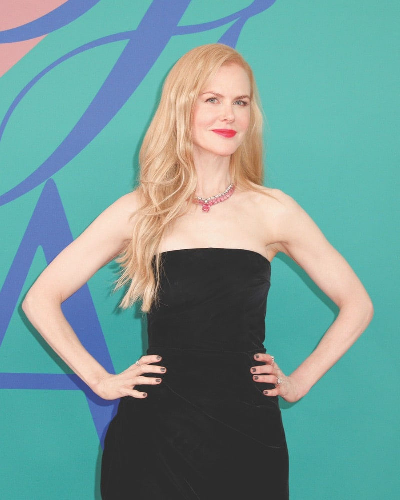 CFDA, CFDA Fashion Awards, New York, New York City, Manhattan, Swarovski, The Manhattan Center's Hammerstein Ballroom, The Manhattan Center, Nicole Kidman