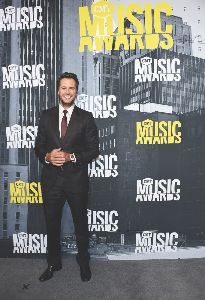 CMT Music Awards, CMT, Music City Center, Nashville, Tennessee, Luke Bryan