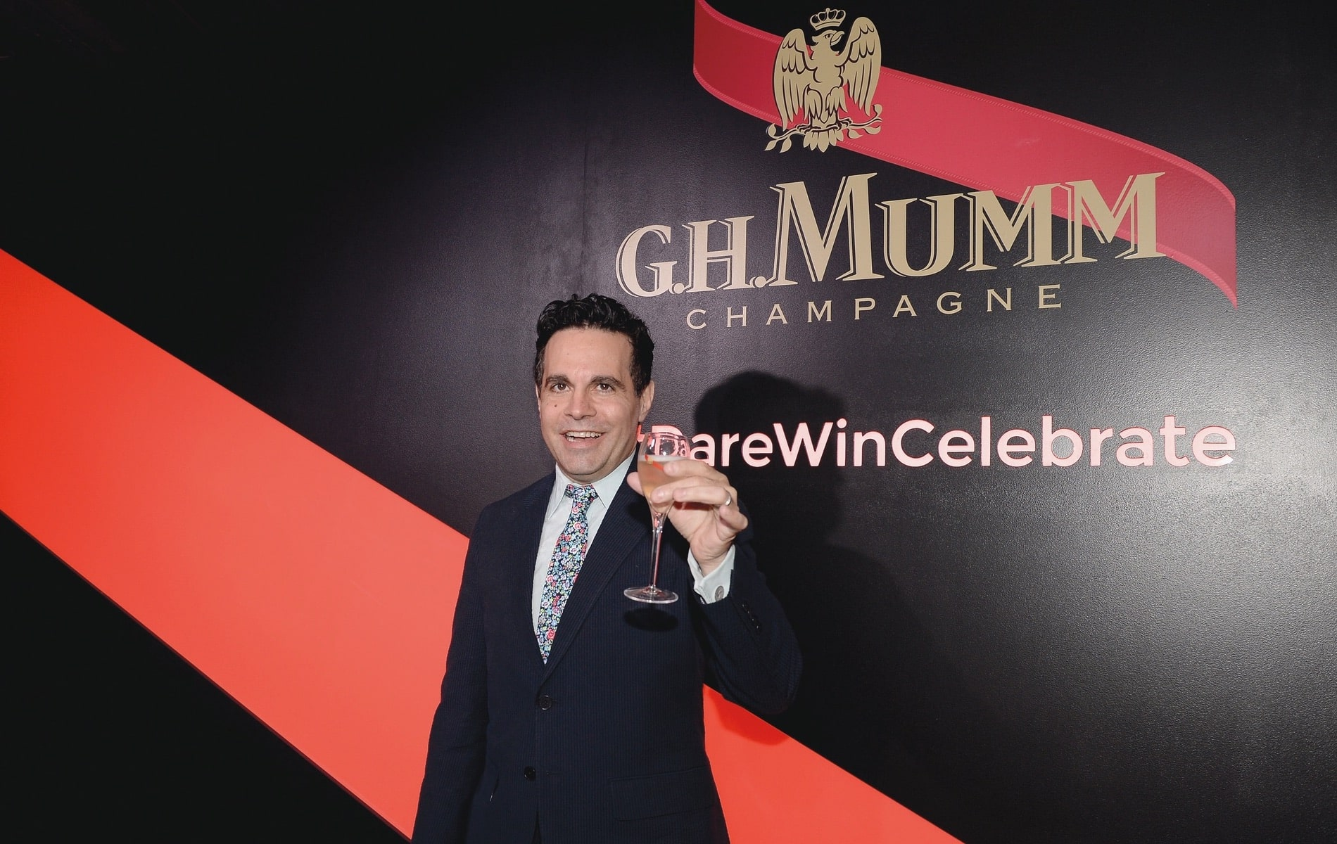 Arts Culture and Entertainment, Mario Cantone, New York City, Kentucky Derby, G.H. Mumm