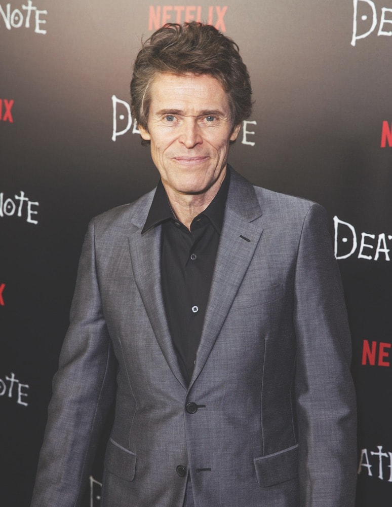 Netflix, Death Note, Willem Dafoe, celebrities, nyc, New York City, premiere, AMC Loews Lincoln Square 13 theater