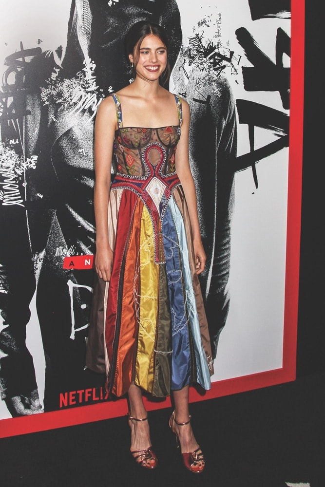 Netflix, Death Note, Margaret Qualley, celebrities, nyc, New York City, premiere, AMC Loews Lincoln Square 13 theater