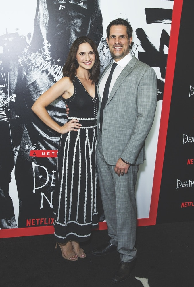 Netflix, Death Note, Vlas Parlapanides, Mary Parlapanides, celebrities, nyc, New York City, premiere, AMC Loews Lincoln Square 13 theater