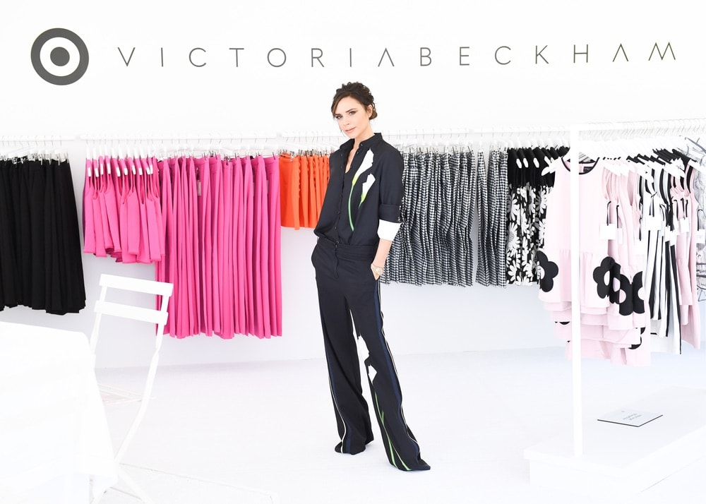 Alice in Wonderland, clothing line, design, garden party, Target, Victoria Beckham, Victoria Beckham for Target