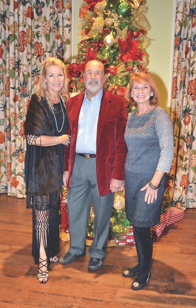 Sinfonia Gulf Coast, Sinfonia, Sinfonia Holiday Concerts 2018, A Swingin' Little Christmas, Village Baptist Church, Destin Florida, Destin, The Henderson, The Henderson Florida, Lynn Dugas, Wayne King, Carla King