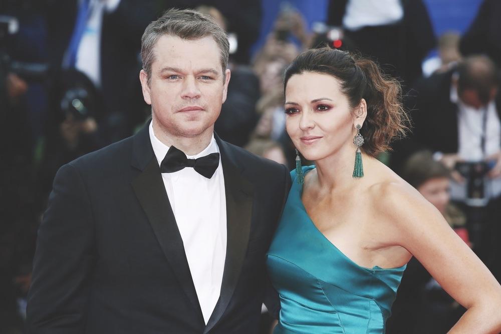 Suburbicon, Venice Film Festival, Matt Damon, Luciana Barroso