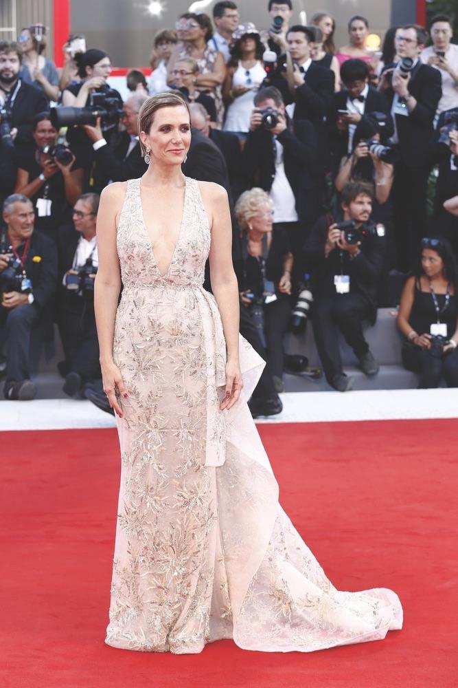 Suburbicon, Venice Film Festival, Kristen Wiig