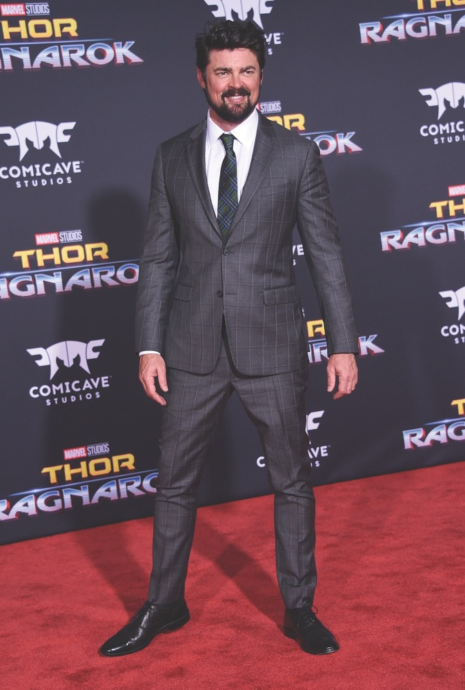 Karl Urban, Thor Ragnarok, Thor, Marvel, Los Angeles, California, celebrities