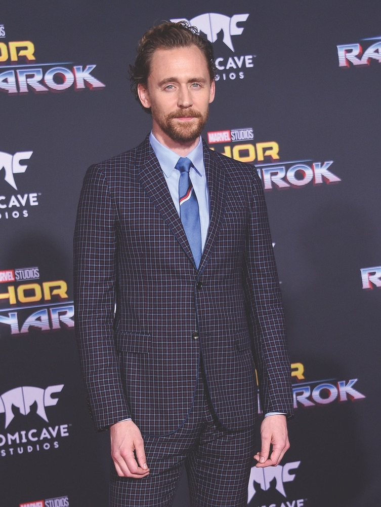 Tom Hiddleston, Thor Ragnarok, Thor, Marvel, Los Angeles, California, celebrities