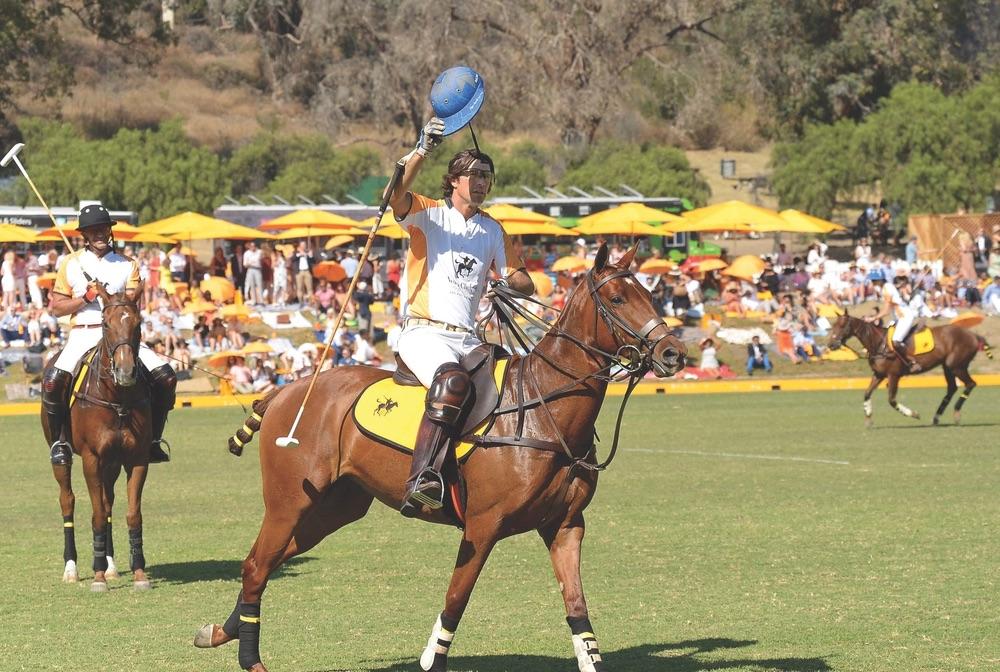 Veuve Clicquot, Polo Classic, Los Angeles, Veuve Clicquot Polo Classic, Nacho Figueras