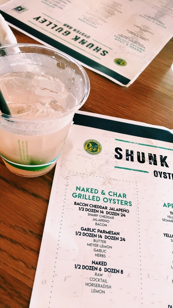Shunk Gulley, Shunk Gulley Oyster Bar, Gulf Place, 30A Happy Hour