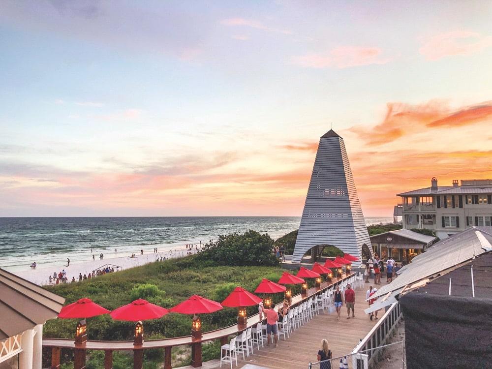 Seaside, Florida - A Simple Beautiful Life