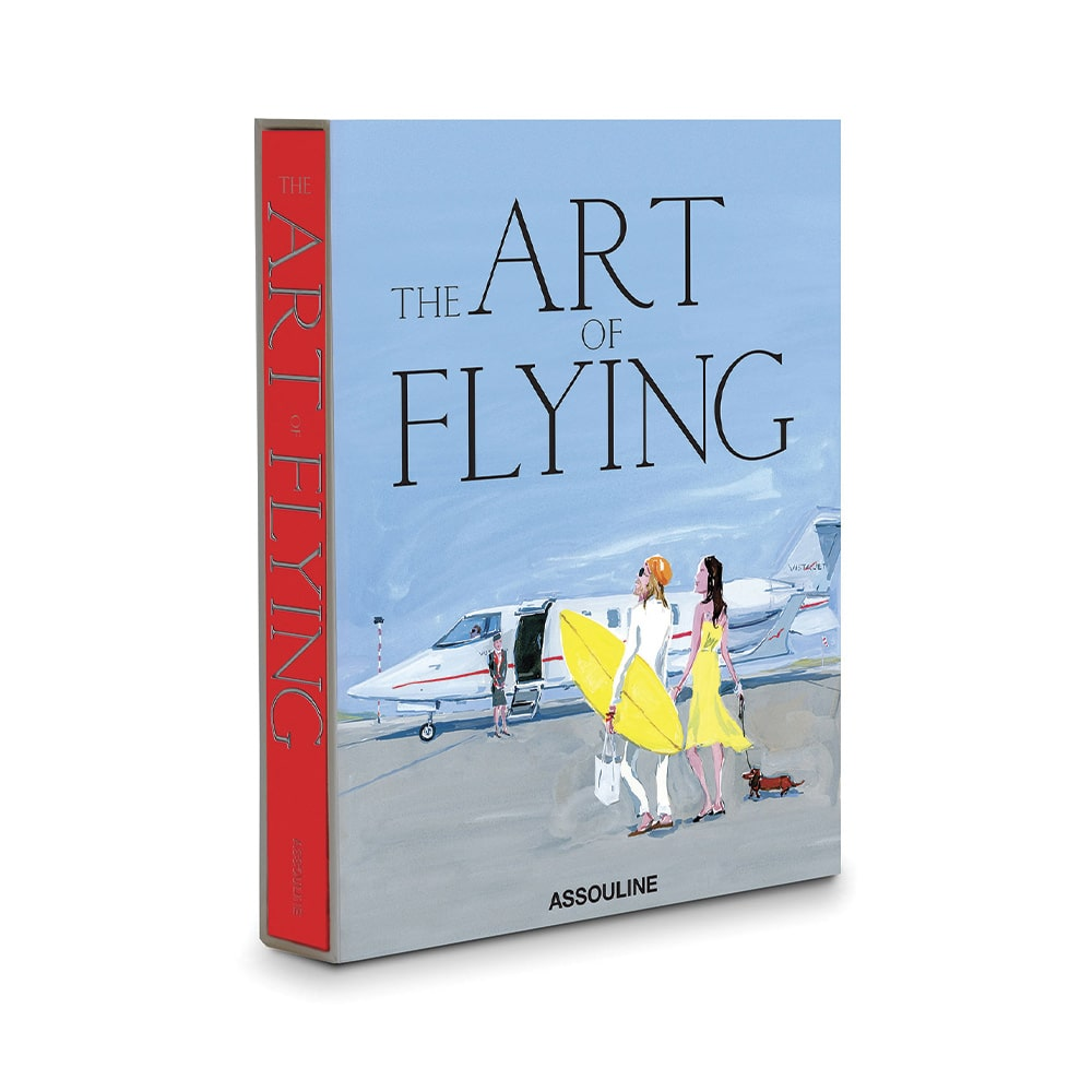 The Art of Flying Hardcover, Asssouline, Amazon