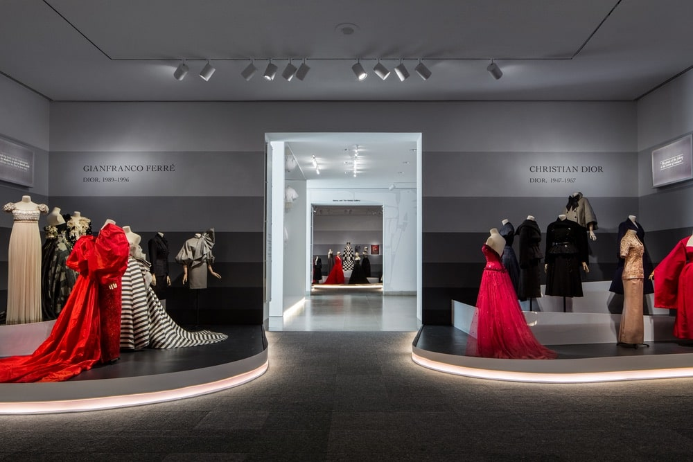 Dior: From Paris to the World at the Dallas Museum of Art