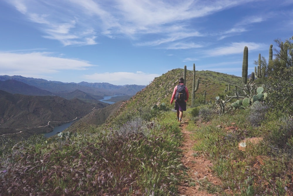 "Outdoor sports expert Sirena Dufault says ""adventure"" doesn't have to mean extreme sports or death-defying stunts; it can just as easily be a beautiful hike or a picnic, as long as you're enjoying nature. 