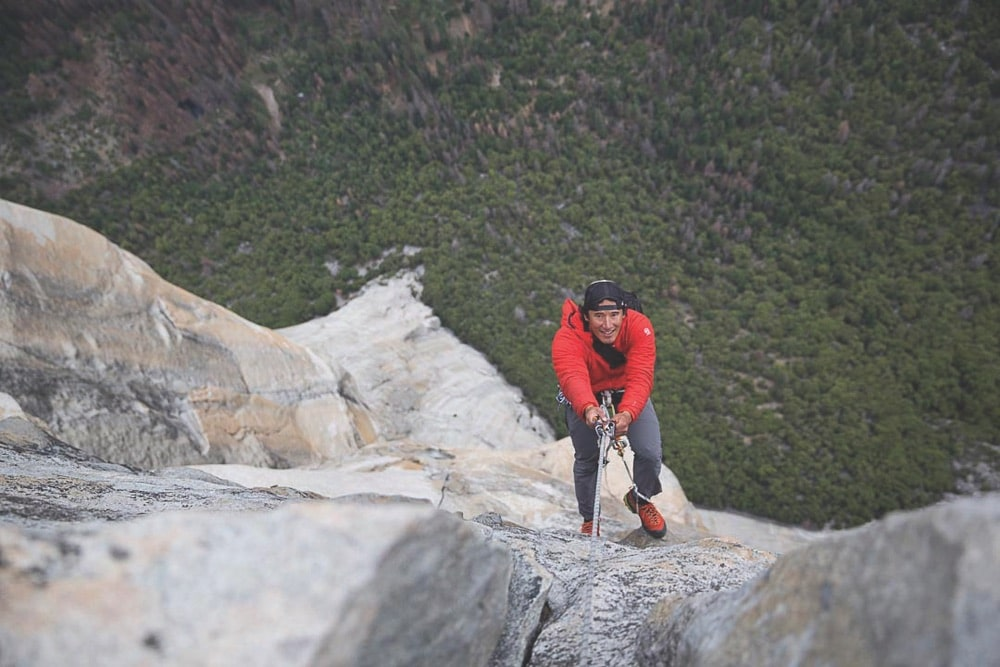 Alex Honnold in Free Solo | Photo courtesy of National Geographic Documentary Films