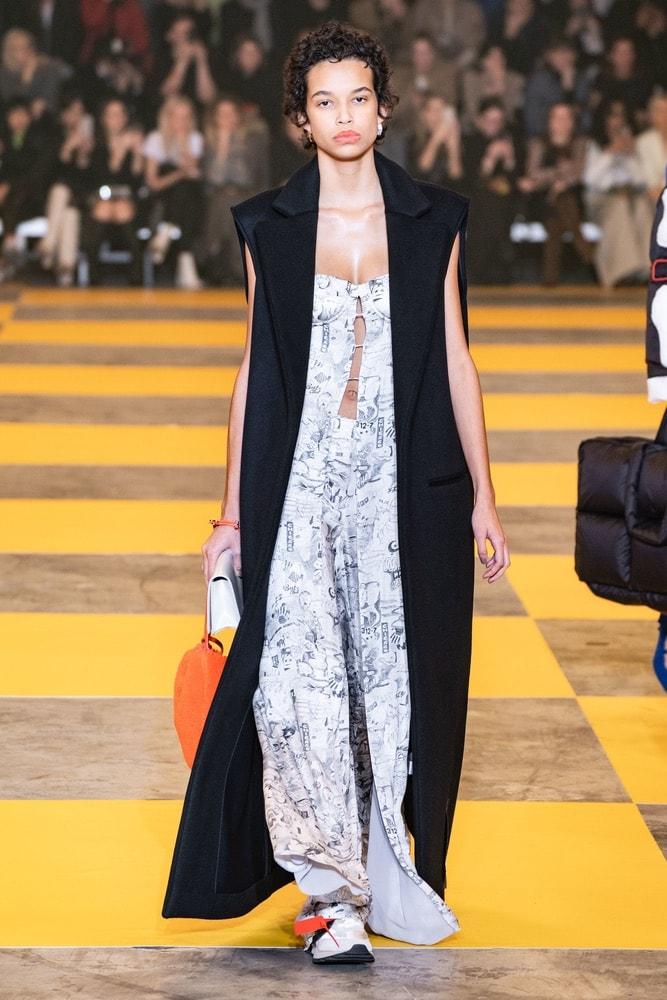 off-white, off-white f/w19, off-white fall/winter 2019, runway fashion, paris fashion week