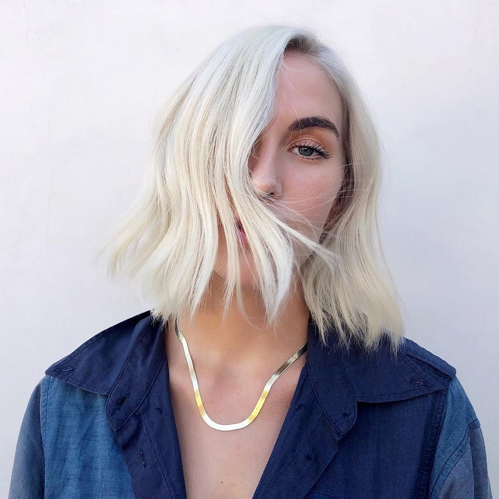 2019 Hair Trends, blonde hair trend, Instagram, Justin Anderson Color