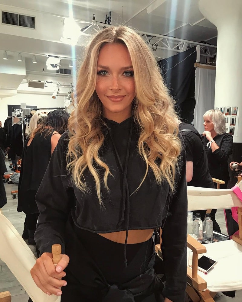 2019 Hair Trends, Camille Kostek, Instagram