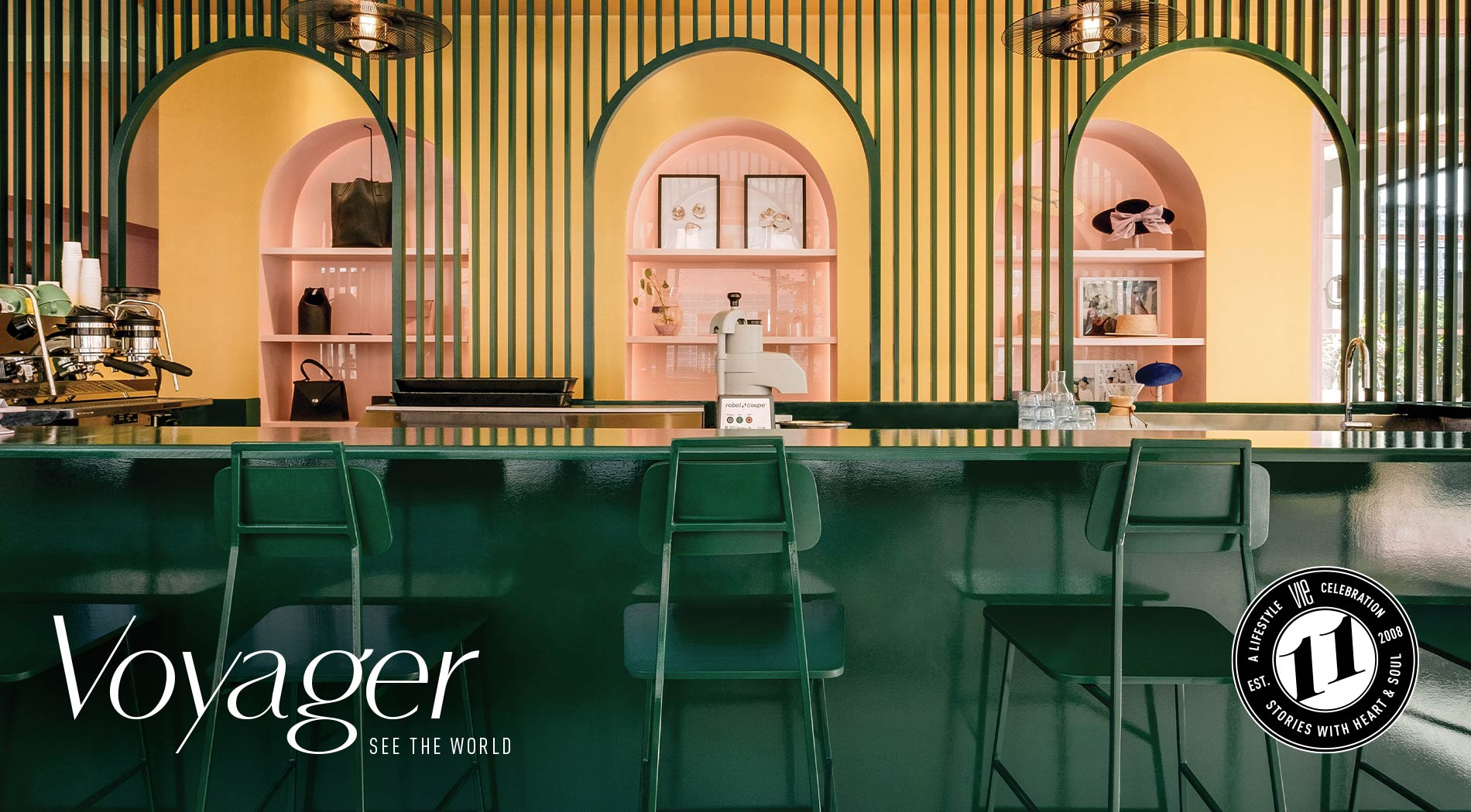 VIE Magazine - August 2019 - The Architecture and Design Issue - Voyager